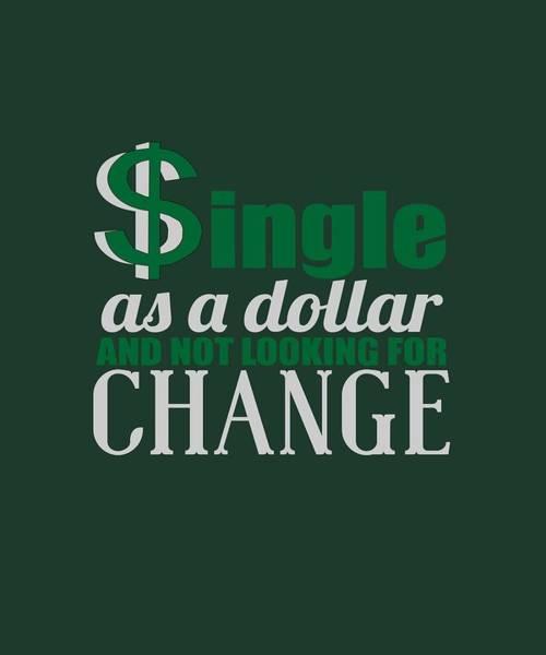Digital Art - Single Change by Shopzify