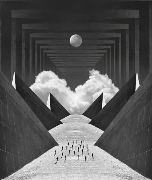 Wall Art - Digital Art - Singularity by Fran Rodriguez