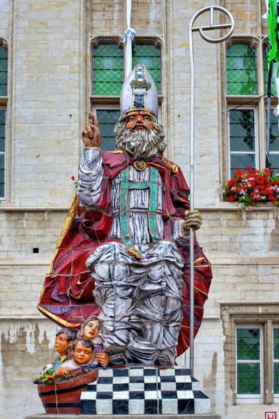 Photograph - Sinterklaas by Fabrizio Troiani
