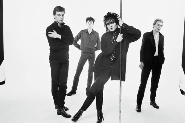 Photograph - Siouxsie And The Banshees by Fin Costello