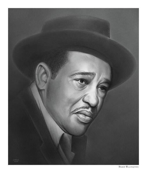 Drawing - Sir Duke by Greg Joens