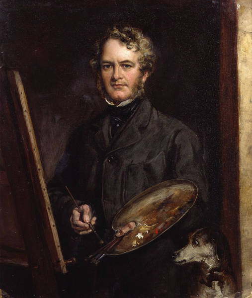 Wall Art - Painting - Sir Edwin Henry Landseer  by Francis Grant