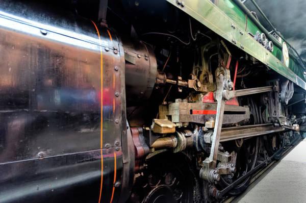 Photograph - Sir Keith Park by Steam Train