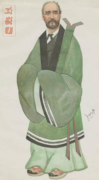Full Length Digital Art - Sir Robert Hart by Hulton Archive