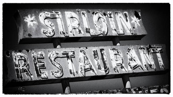 Wall Art - Photograph - Sirloin by Stephen Stookey