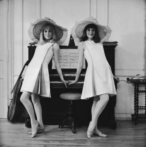 Photograph - Sister Act by Reg Lancaster