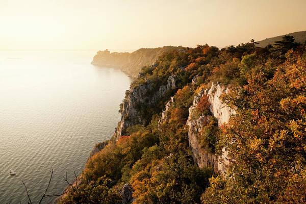 Friuli Photograph - Sistiana Bay,  Duino, Trieste by Mauro grigollo