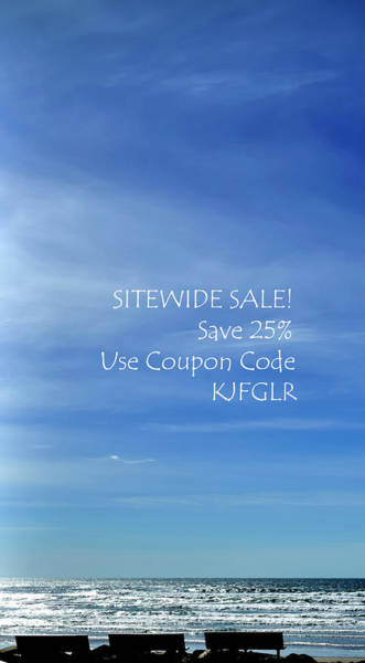 Photograph - Sitewide Sale by Jerry Sodorff