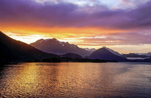 Photograph - Sitka Sunrise by Dawn Richards