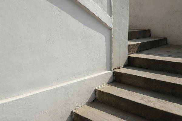 Photograph - Six Steps by Prakash Ghai