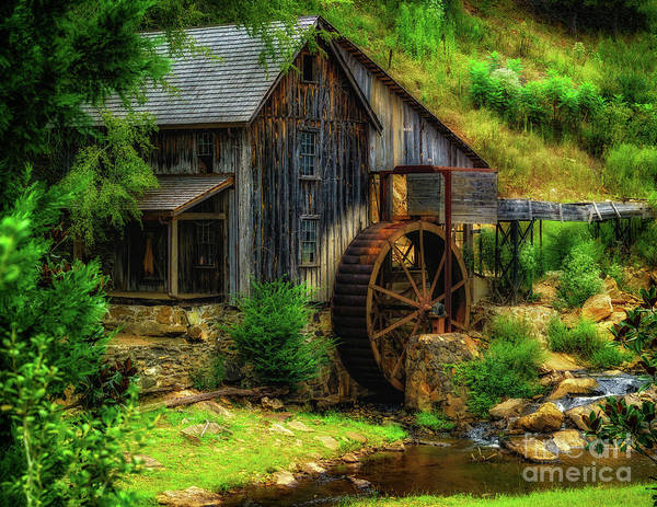 Photograph - Sixes Mill by Nick Zelinsky
