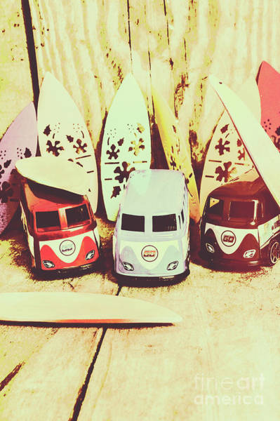 Camper Wall Art - Photograph - Sixties Dreaming by Jorgo Photography - Wall Art Gallery