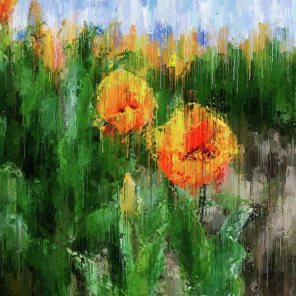 Skagit Valley Painting - Skagit Valley - 06 by Andrea Mazzocchetti