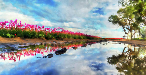 Painting - Skagit Valley - 17 by Andrea Mazzocchetti