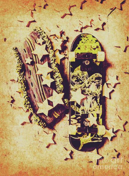 Skating Wall Art - Photograph - Skate Star Sponsorship by Jorgo Photography - Wall Art Gallery