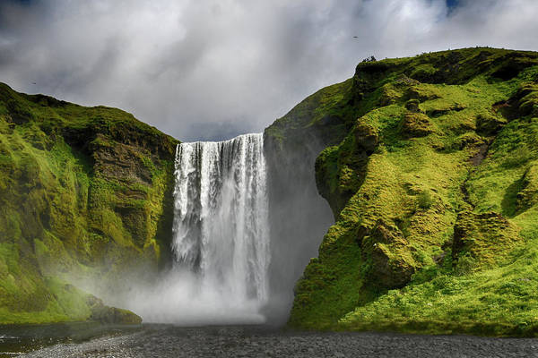 Photograph - Skogafoss Waterfall Iceland 7011903 by Rick Veldman