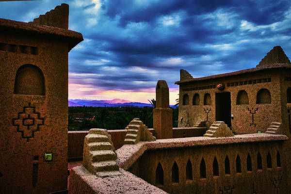 Photograph - Skoura Dawn #2 - Morocco by Stuart Litoff