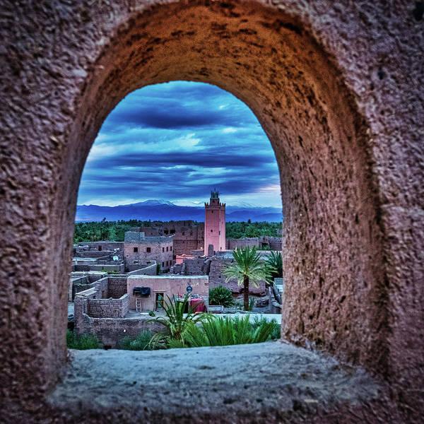 Photograph - Skoura Dawn #3 - Morocco by Stuart Litoff