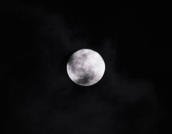 Photograph - Skull Moon by Jason Denis