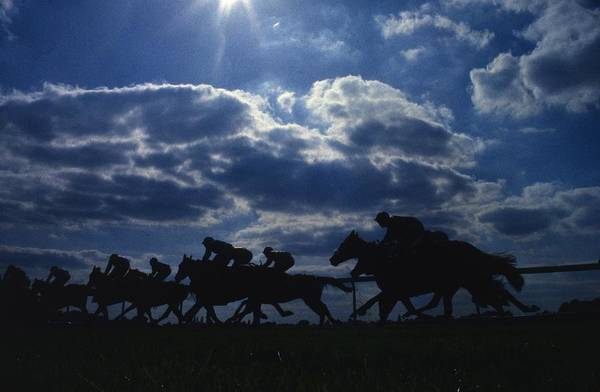 Epsom Derby Photograph - Sky Over Epsom by Rob Gallagher
