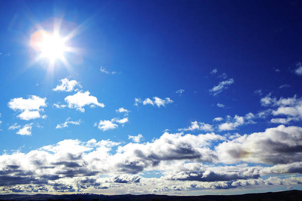 Carefree Photograph - Sky by Thomas Northcut