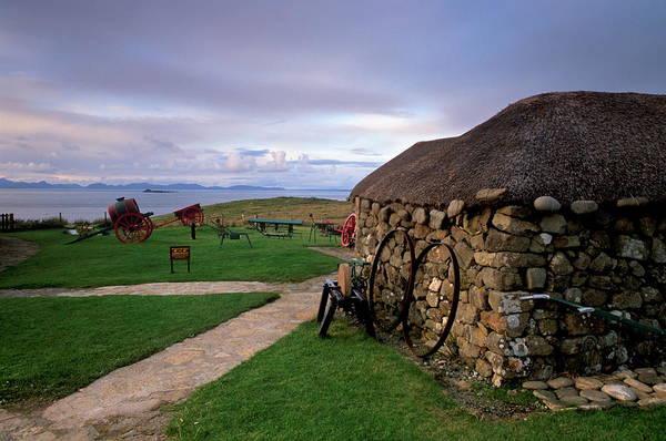 Wall Art - Photograph - Skye Museum Of Island Life, Kilmuir by Patrick Dieudonne / Robertharding