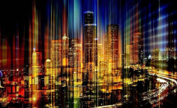 Photograph - Skyline Light  by Fine Art Gallery