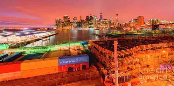 Wall Art - Photograph - Skyline Van Manhattan by Guido Koppes