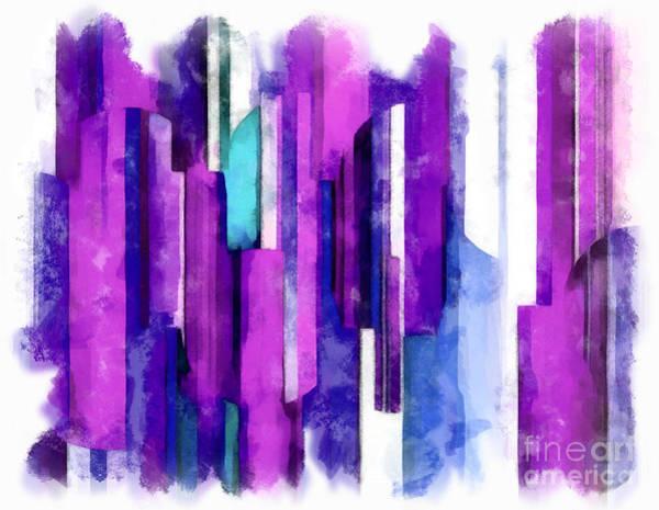 Wall Art - Digital Art - Skyscraper by Krissy Katsimbras