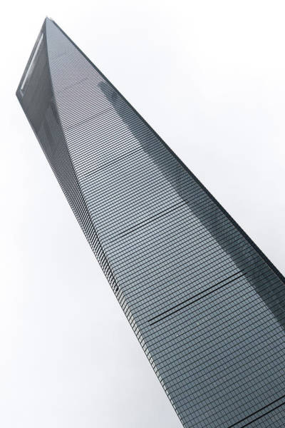 Photograph - Skyscraper  by Nick Mares