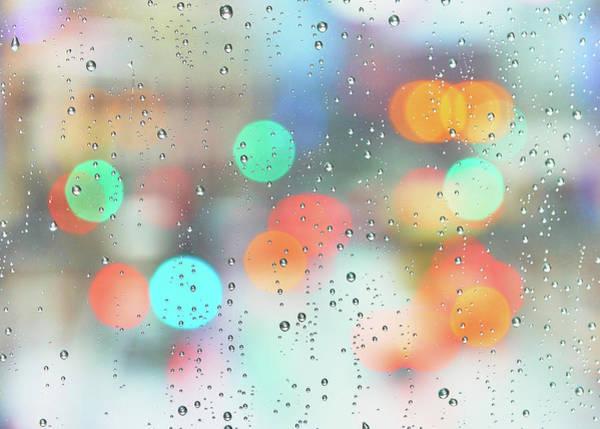 Photograph - Skyway In The Rain  3 by Jim Hughes