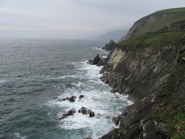 Photograph - Slea Head 0621 by John Moyer