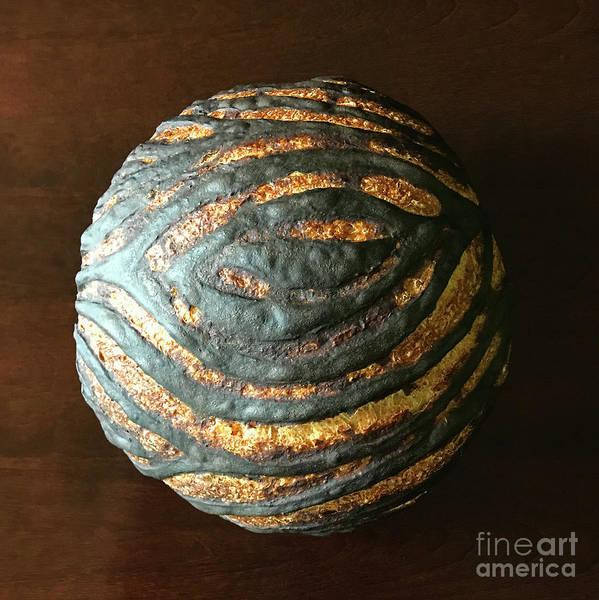 Photograph - Sleek Cocoa Crusted Sourdough 1 by Amy E Fraser