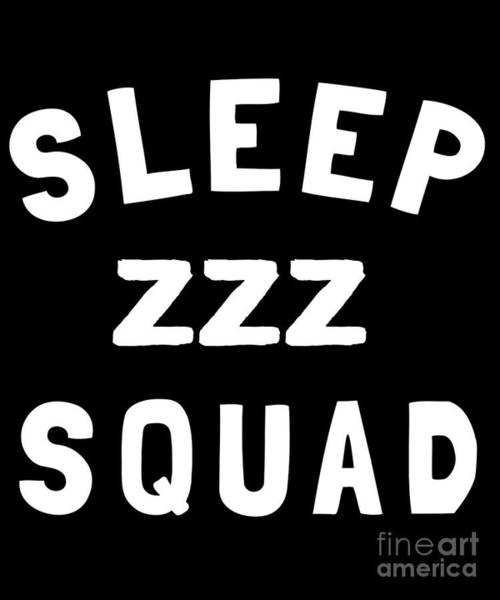 Digital Art - Sleep Squad  by Flippin Sweet Gear