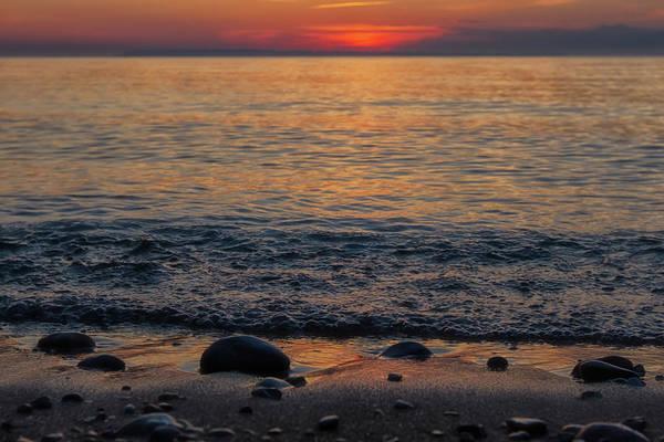 Photograph - Sleeping Bear Bay 2 by Heather Kenward