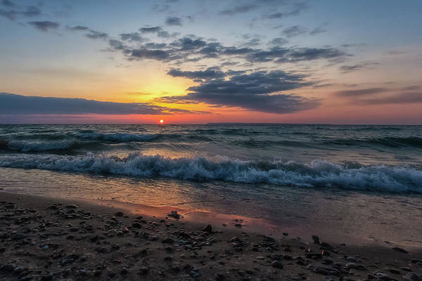 Photograph - Sleeping Bear Bay 3 by Heather Kenward
