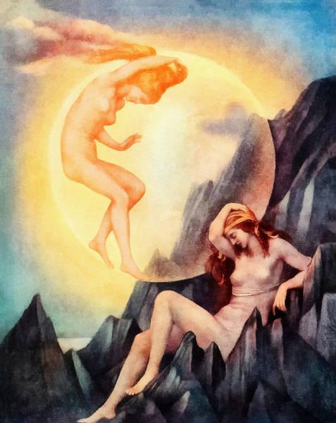 Steve Taylor - Sleeping Earth and Wakening Moon
