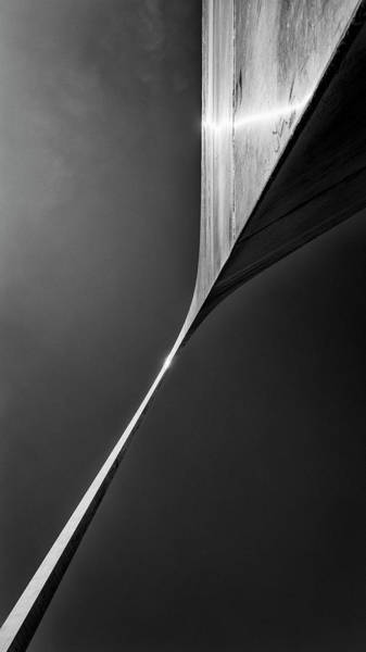 Wall Art - Photograph - Slender Is The Path To Eternity - #1 by Stephen Stookey