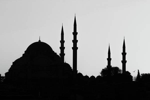 Suleymaniye Mosque Photograph - Süleymaniye Mosque by @ Didier Marti
