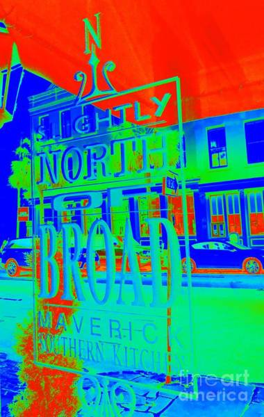 Photograph - Slightly North Of Broad by Jenny Revitz Soper