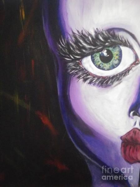 Wall Art - Painting - Slip by Jonathan Peterson