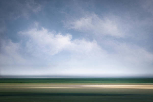 Photograph - Sliver Of Sand by John Whitmarsh