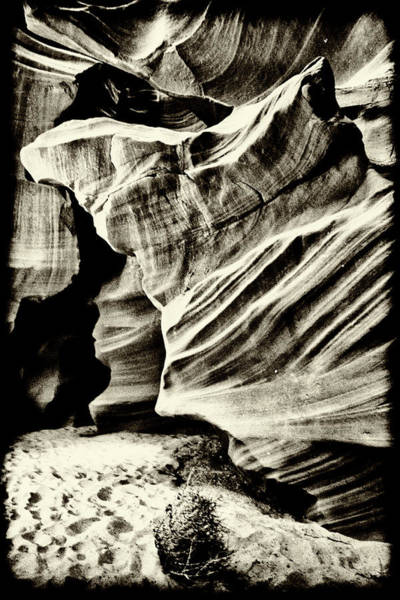 Photograph - Slot Canyon Forms Of Nature by Paul W Faust - Impressions of Light