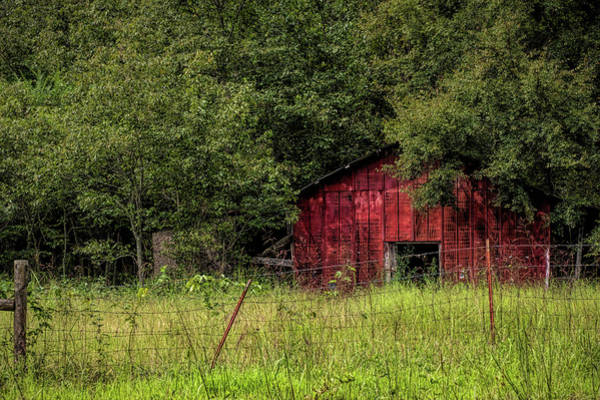 Photograph - Small Barn by Patricia Cale