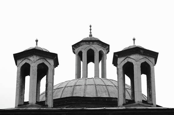 The Empire Photograph - Small Domes On The Roof Of The Emperial by Joelle Icard