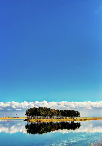 Photograph - Small Island by Tokism