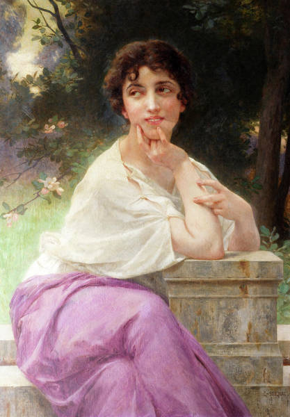 Sonrisa Wall Art - Painting - Smile by Guillaume Seignac