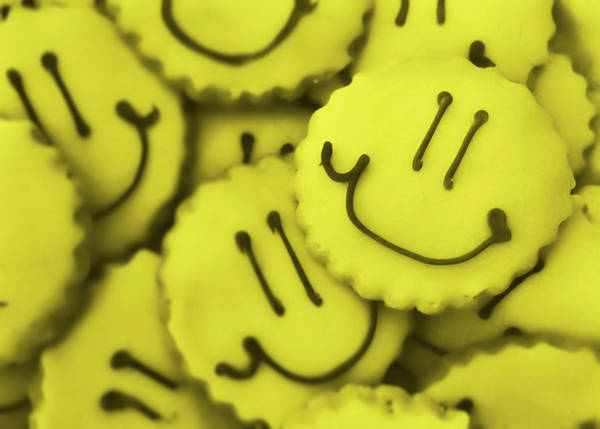 Photograph - Smiley Face by JAMART Photography