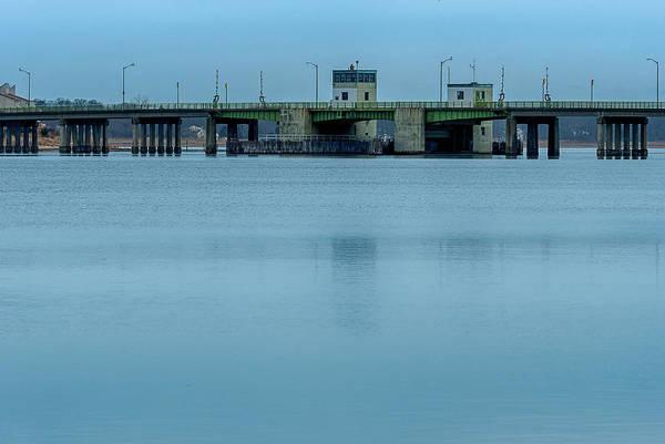 Shirleys Bay Photograph - Smith Point Bridge by Donald Lanham