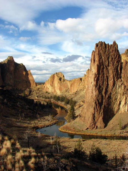 Smith Rock State Park, Or Art Print
